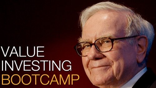 Value Investing Bootcamp - Learn to Invest Your Money Wisely
