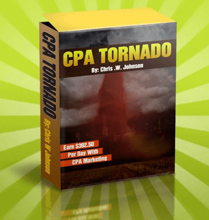 CPA tornado