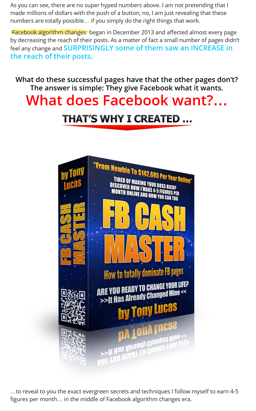 FB Cash Masterb