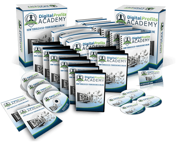 Derrick Van Dyke - Digital Profits Academy bundle-e1383751356574