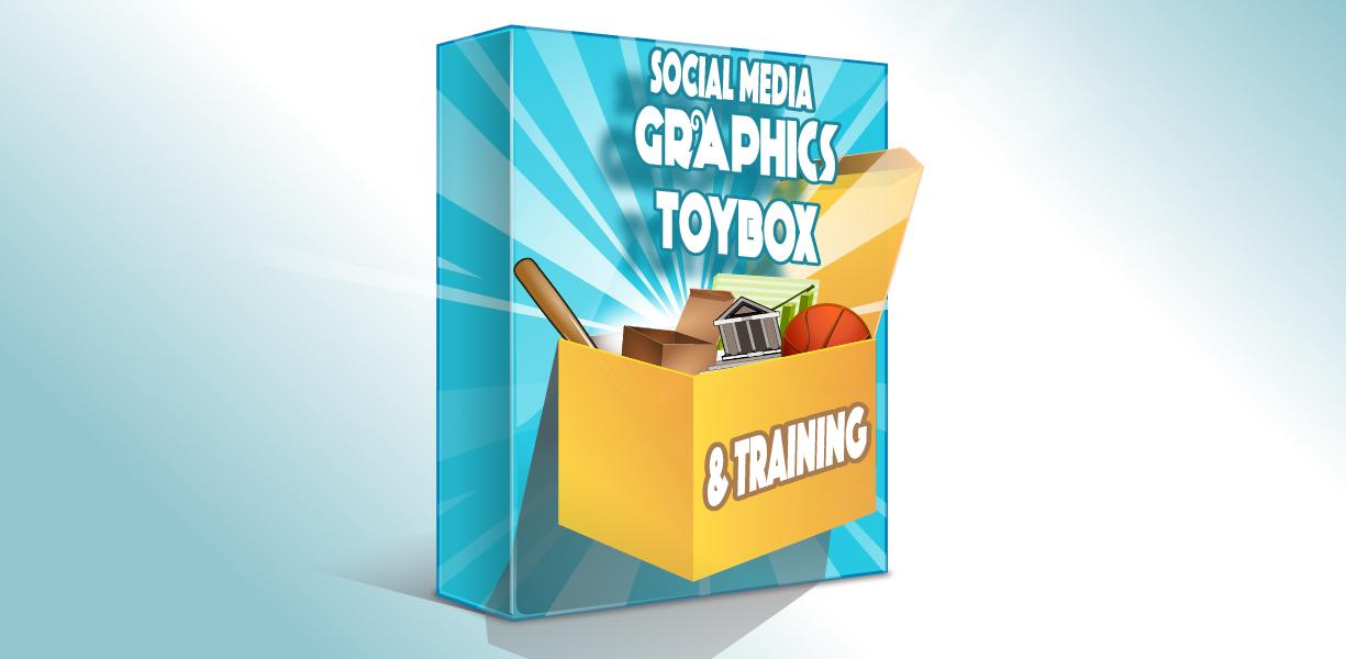 Social Media Graphics Toybox