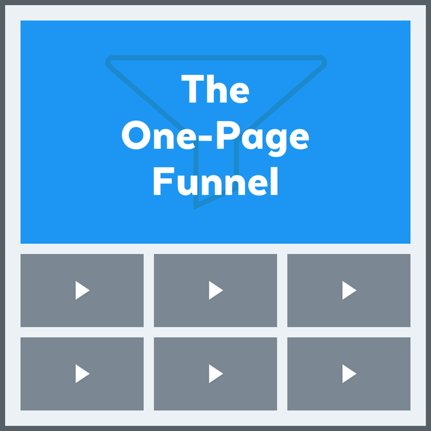 The One Page Funnel Advanced