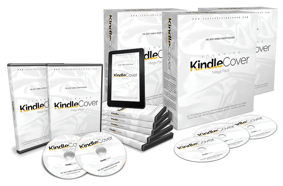Stunning Kindle Cover Megapack V2