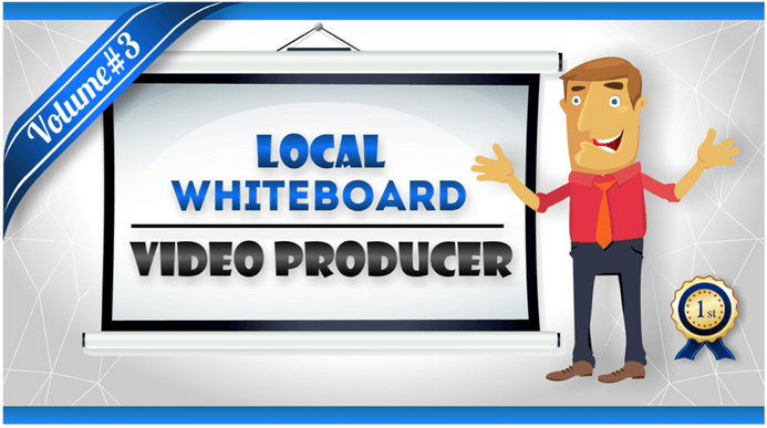 Local Whiteboard Video Producer Volume 3 + OTO