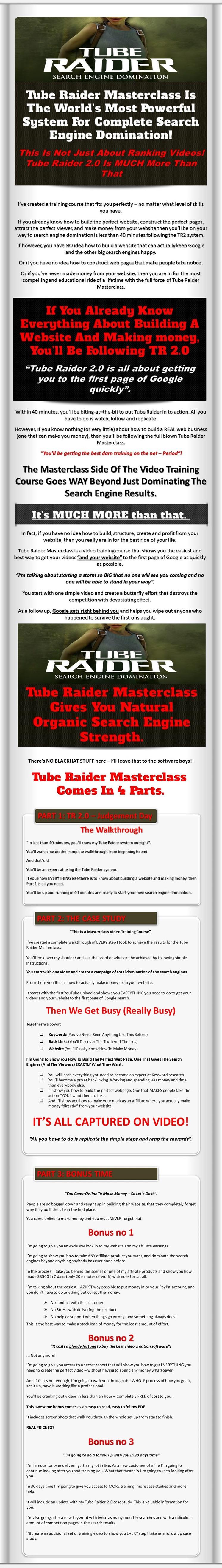 Tube Raider Masterclass3