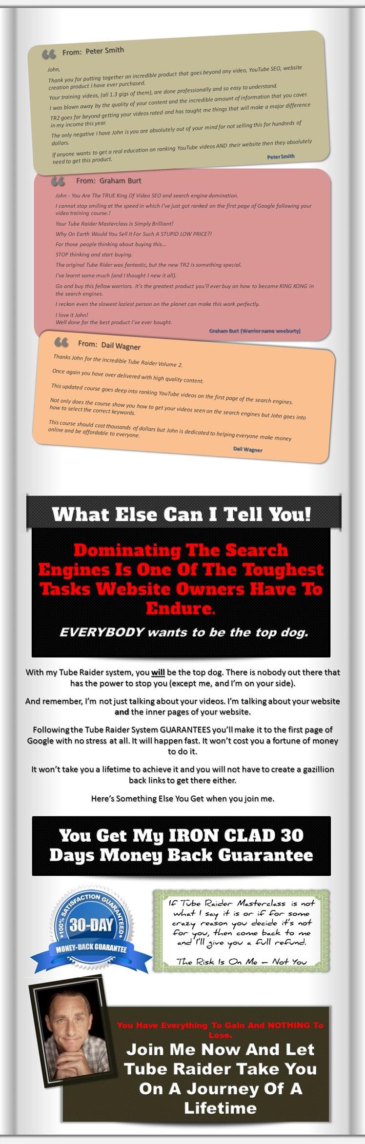 Tube Raider Masterclass4