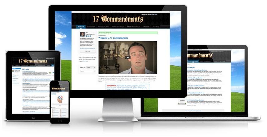 17 Commandments - Kenster