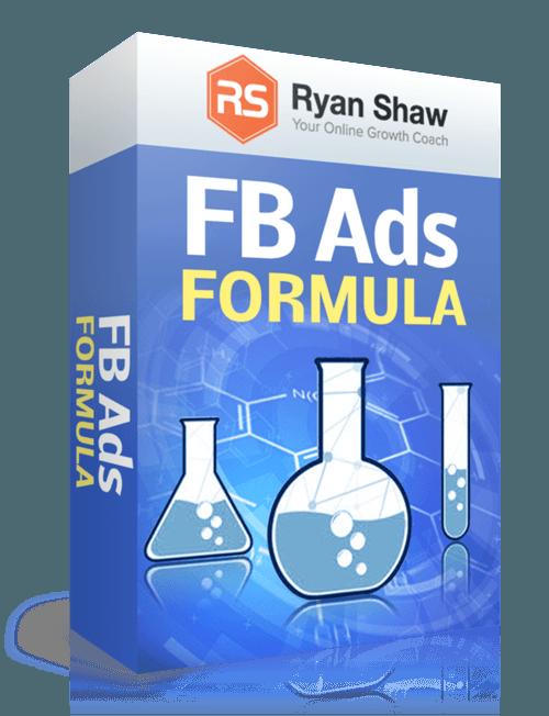 FB Ads Formula – Ryan Shaw
