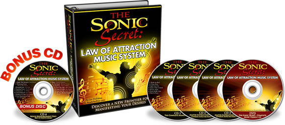 Law Of Attraction Music System – Joe DePalma