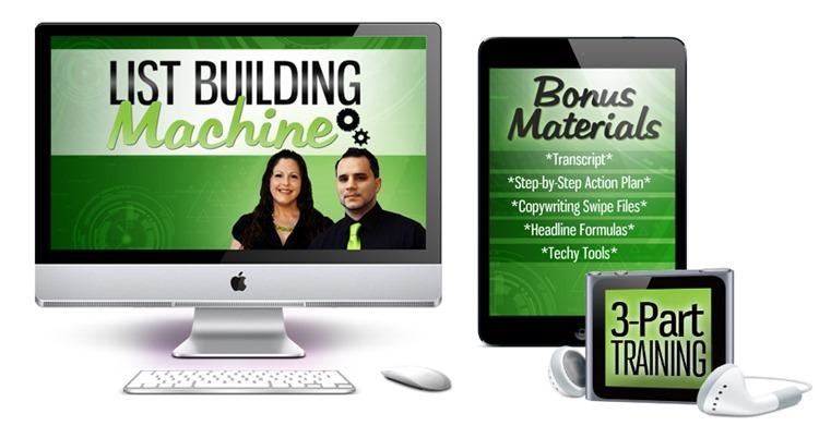 List Building Machine + BONUS Fabulocity Training – Marketing Your Purpose