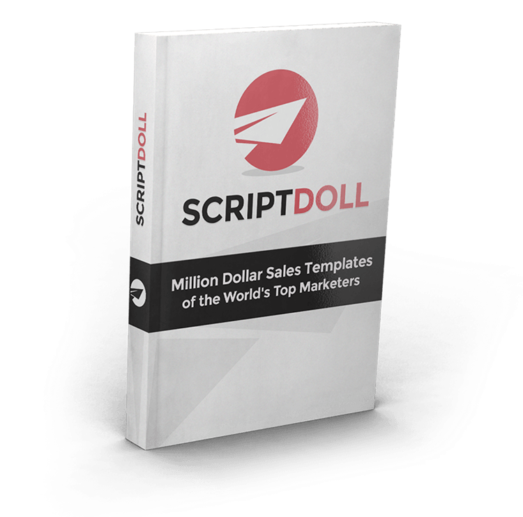 ScriptDoll Million Dollar Sales Templates – Ben Adkins