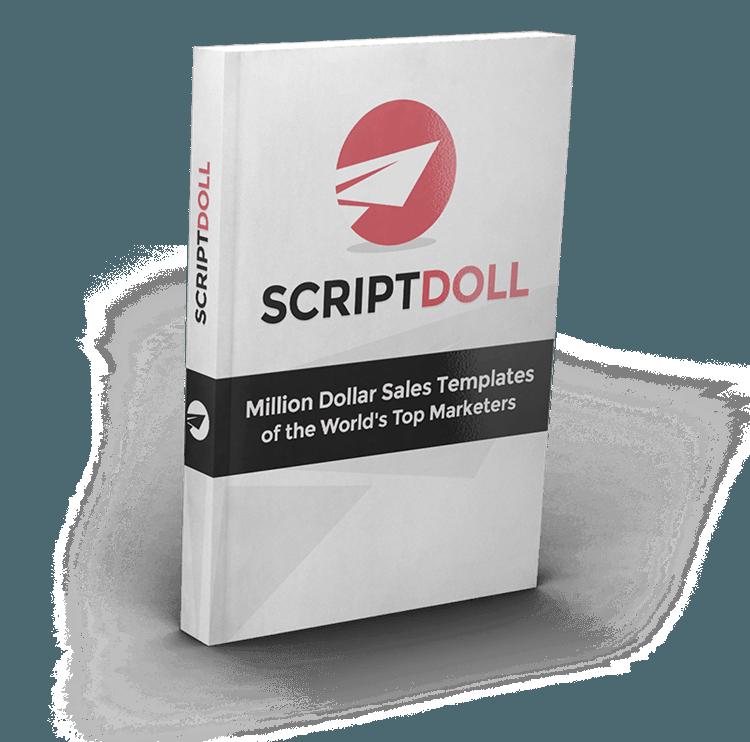ScriptDoll Million Dollar Sales Templates – Ben Adkins