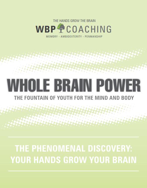 Whole Brain Power – Michael J. Lavery