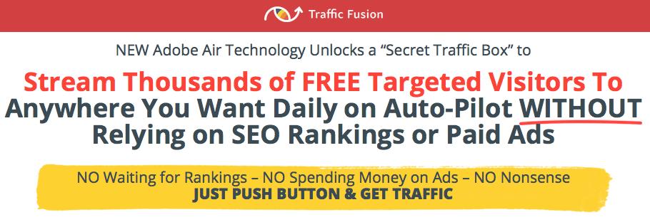 Traffic Fusion Pro + Profit Template