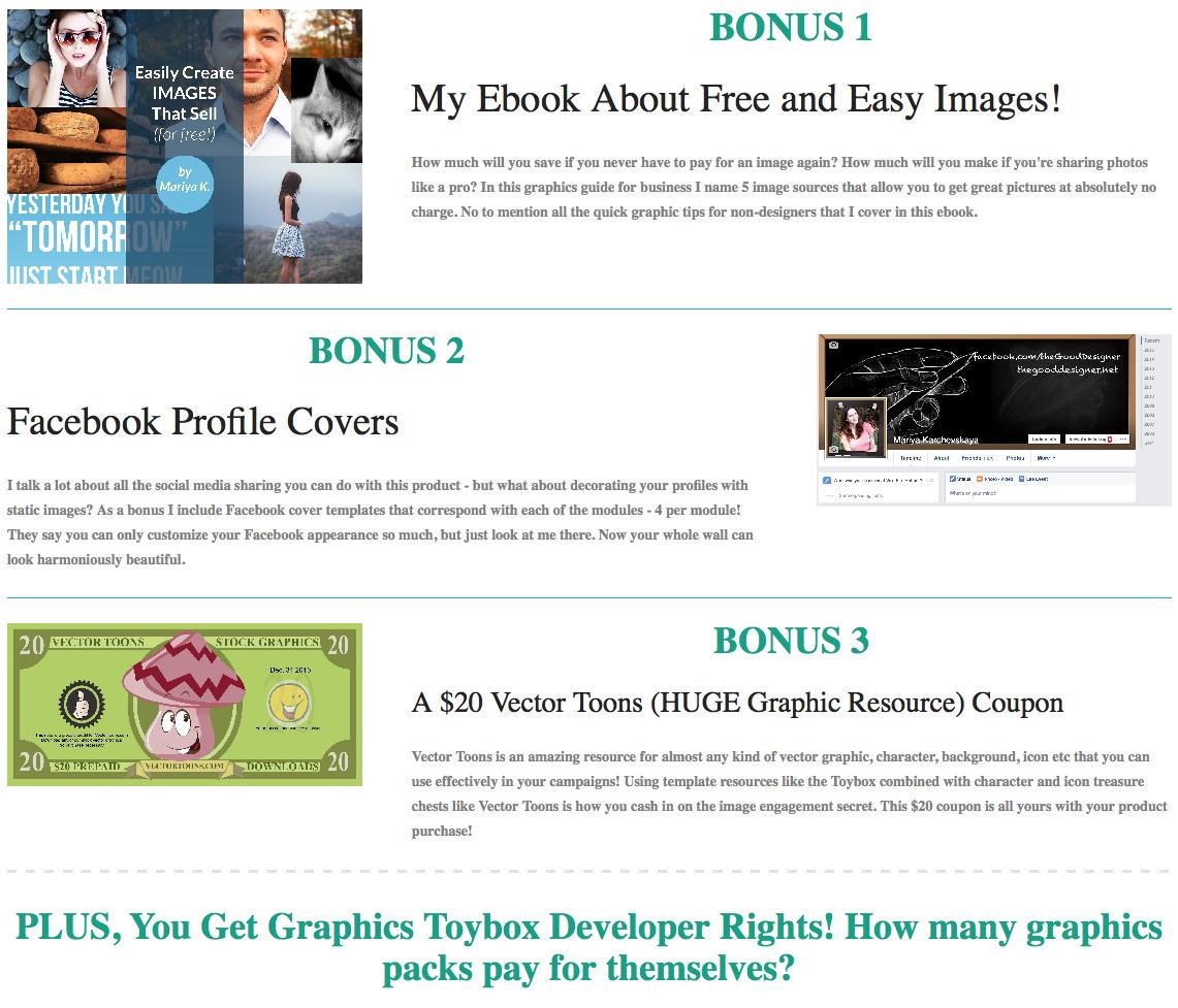 Social Media Graphics Toybox 5