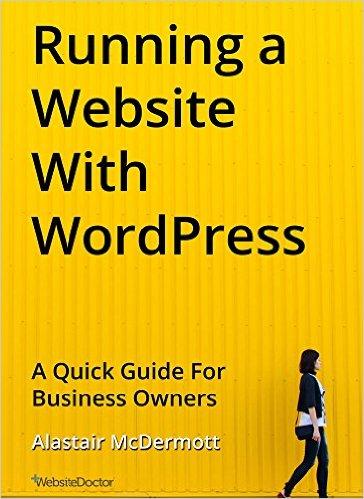 Running a Website with WordPress
