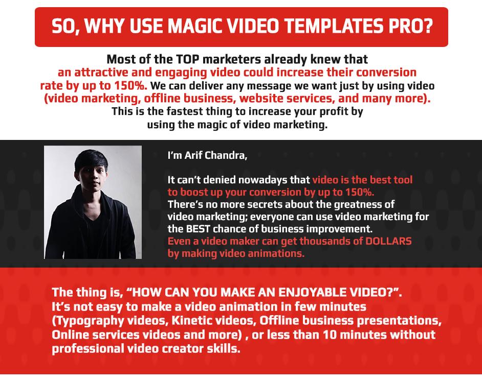 Magic Video Templates - Mega Bundle2