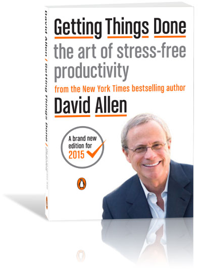 The Art of Stress-Free Productivity by David Allen